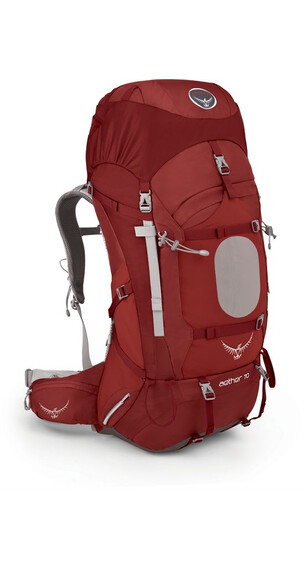 Osprey Aether 70 Arroyo Red